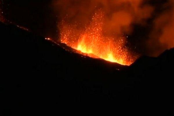 Volcan fin Août 2015