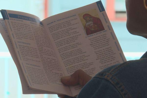 livre prière religion