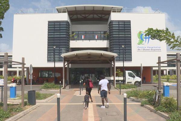 Centre hospitalier de l'Ouest guyanais : les négociations entre syndicat et direction bloquent
