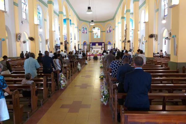 Obsèques Yvan Rollus