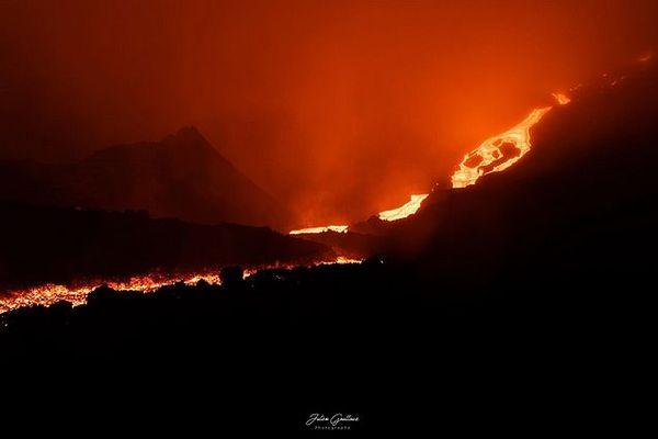 Eruption 1 12 février 2020