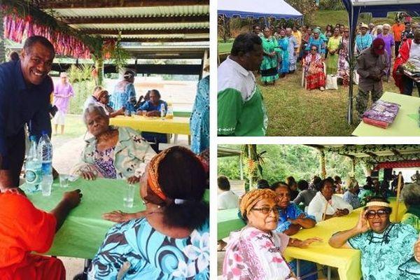 Kouaoua : journée citoyenne
