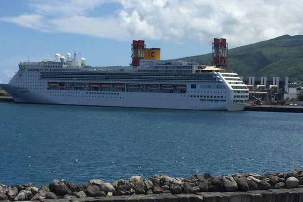 Le retour des bateaux de croisière à La Réunion après la crise des Gilets Jaunes