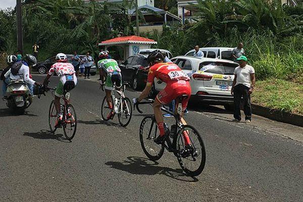 Cyclisme : tour de Martinique 2017