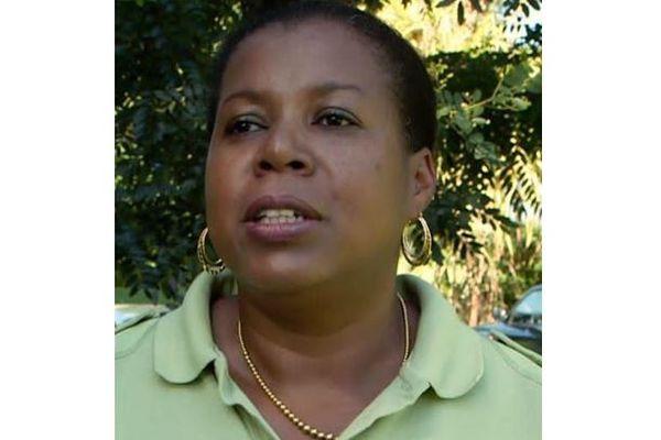 Mylène Musquet, nouvelle directrice de l'ONF Guadeloupe, depuis le 15 mars 2021