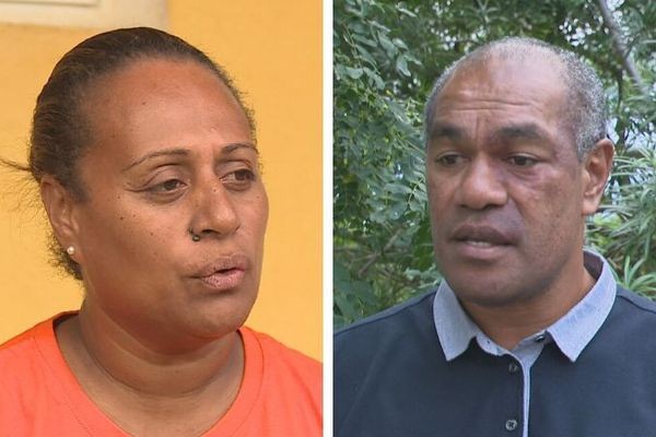Candidats second tour municipales Kouaoua