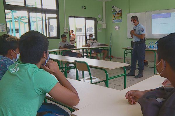prévention lycée taravao