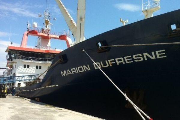 Marion Dufresne : la CGT Marins dénonce le recours aux marins malgaches et roumains