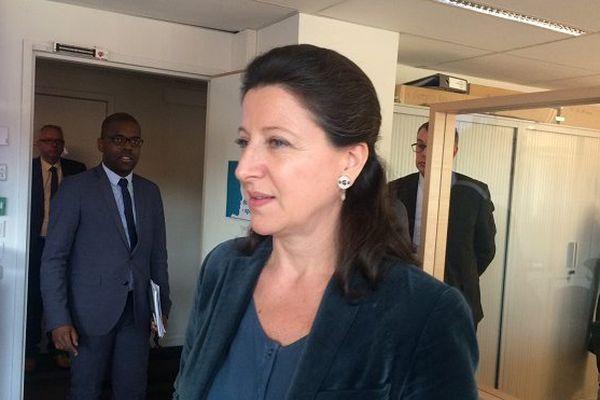 La ministre de la Santé, Agnès Buzin, sera dès demain, jeudi, en Guadeloupe après l'incendie du CHU de Pointe-à-Pitre.