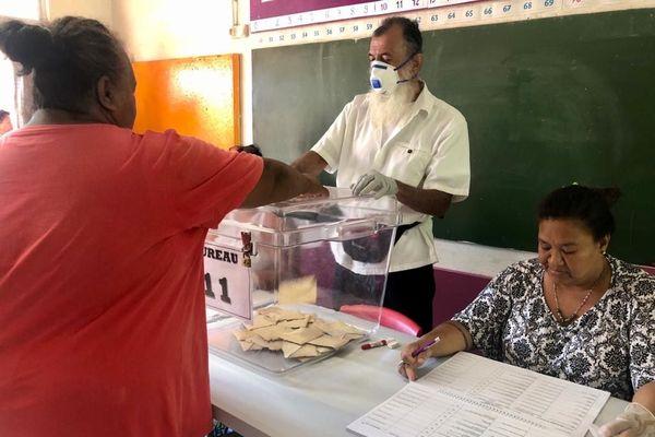 Assesseur à Papeete