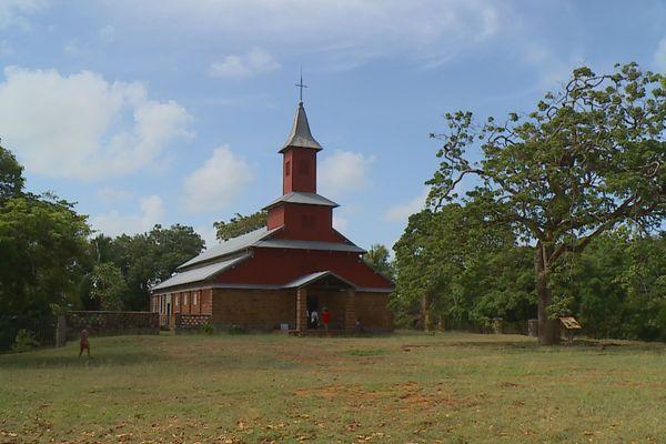 Eglise ds Iles du Salut