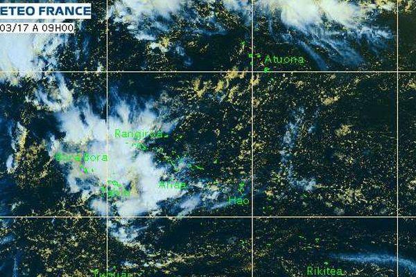 Vigilance météo pour risques d'orages - 180317 AM