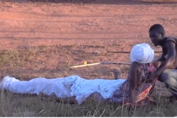 Un hoome tué à Terca
