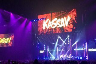 40è anniversaire de Kassav' à l'Arena