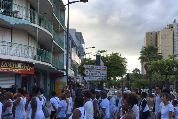 Marche contre la violence 2
