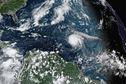 L'intérieur de l'ouragan Sam filmé depuis l'intérieur par un drone, une première mondiale