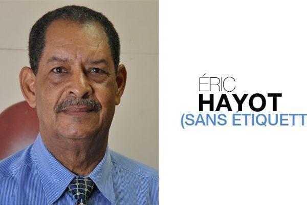 Éric Hayot