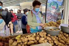 Fête de la pomme de terre à la Plaine-des-Cafres
