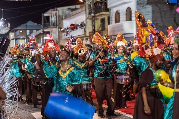 Parade Cay 2020