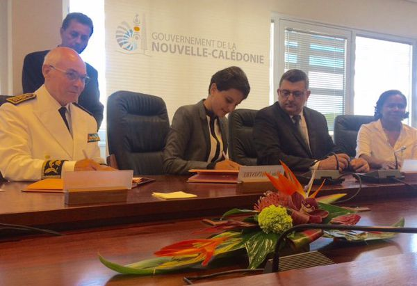 Vallaud-Belkacem signature convention gouvernement