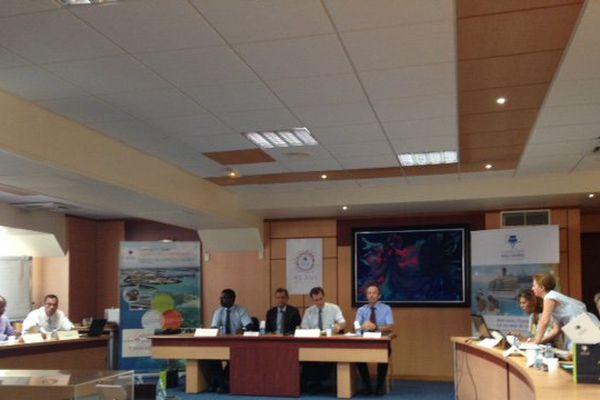 Commission des ports d'Outremer