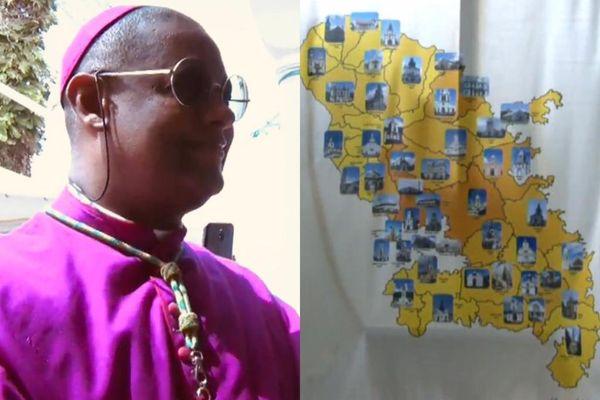 Diocèse Martinique / David Macaire / églises