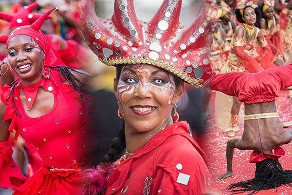 Figures du Mardi Gras