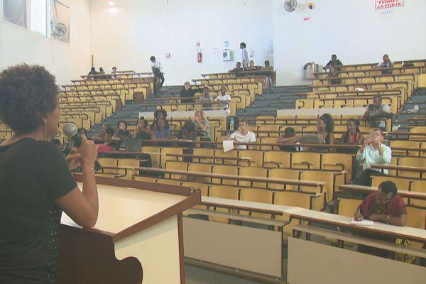 Université campus de Martinique