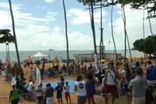 Beach Village 2015 à la plage de Montabo