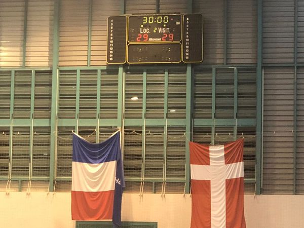 Handball France Danemark score