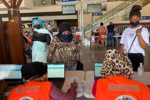 aeroport Dzaoudzi