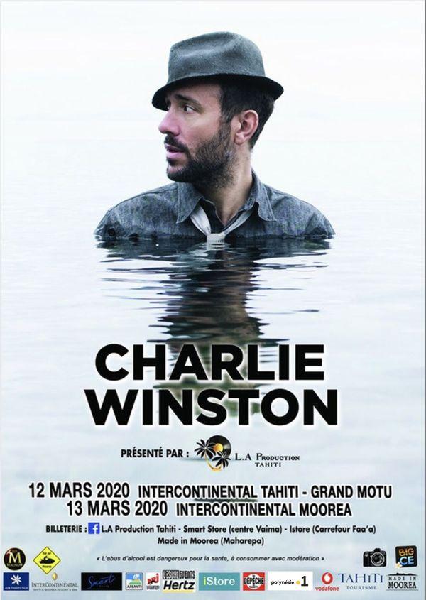 affiche charlie winston
