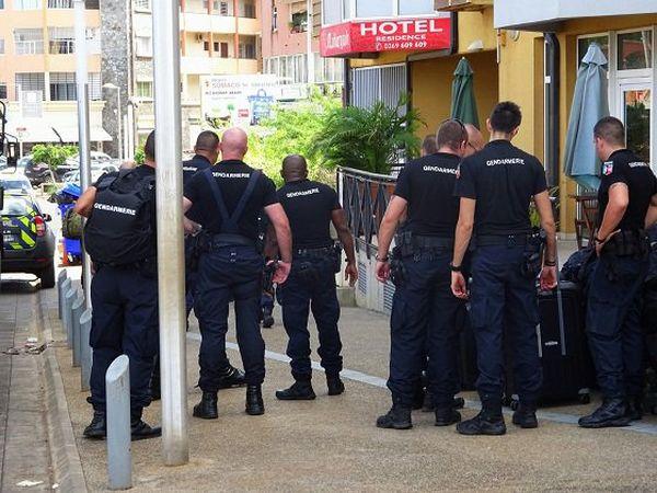 renforts gendarmes Mayotte