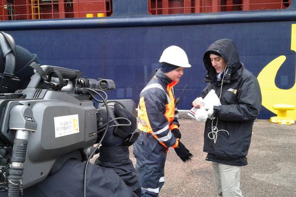 Mathias Raynaud en interview