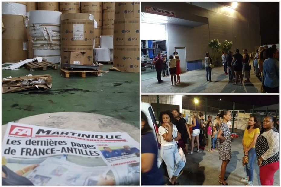 France-Antilles : le procureur demande une reprise d'activité pour examiner l'offre de l'homme d'affaires Xavier Niel - Martinique la 1ère