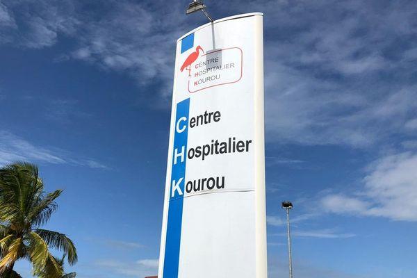 Le CHK Centre hospitalier de Kourou