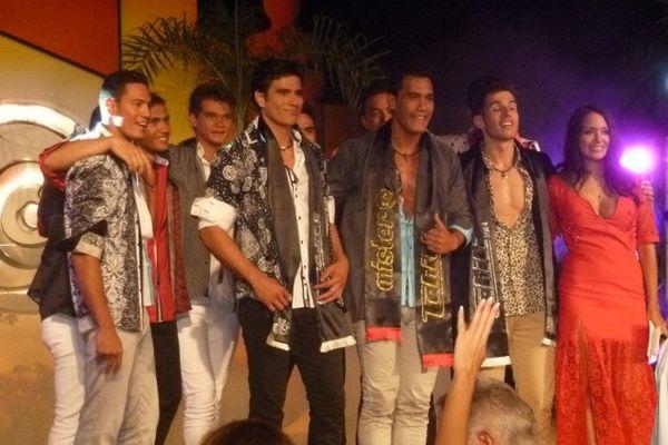 Mister Tahiti 2014 Rangitea