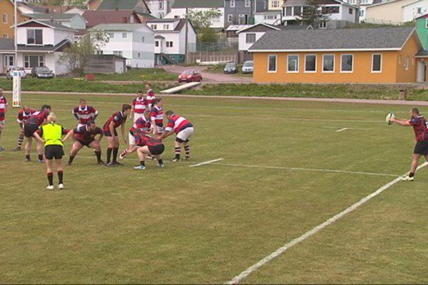 Rencontre rugby Fredericton