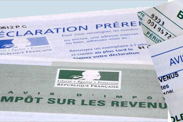 Impôts document