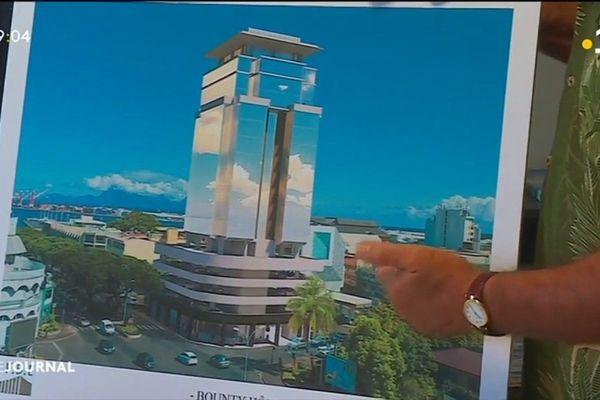 Des immeubles de plus de 9 étages à Tahiti ?