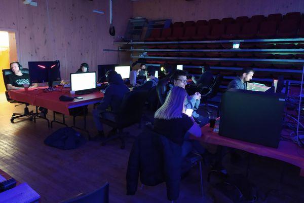 23 joueurs sur place à Miquelon