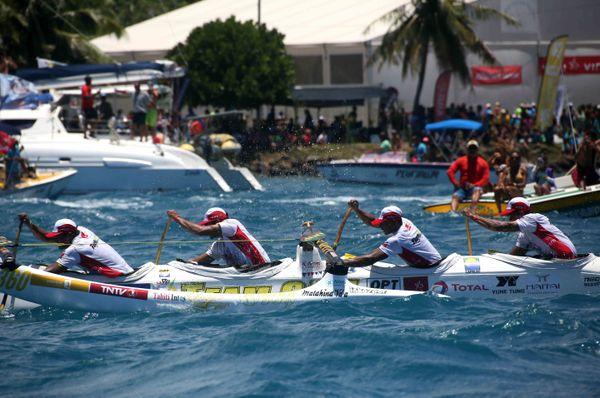 Hawaiki Nui Va'a 2016 : Team OPT
