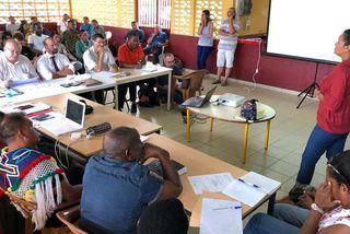 Grand  Conseil Coutumier : des ateliers sur le foncier
