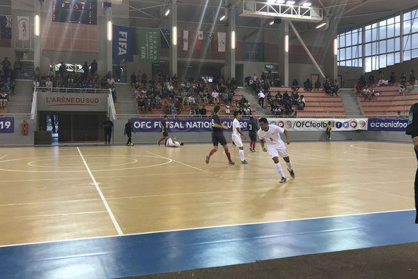 Futsal Nouvelle-CalédonieTahiti