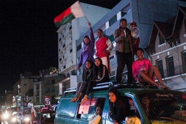 fans de l'équipe malgache