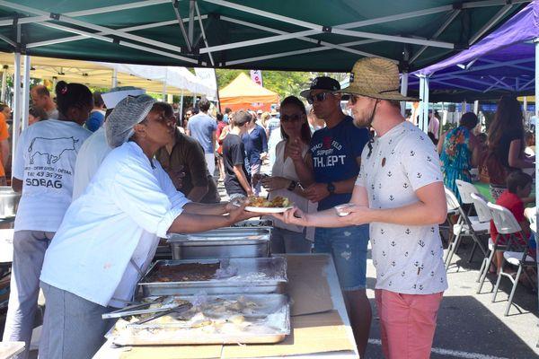 Street food festival, fête des produits locaux 2019