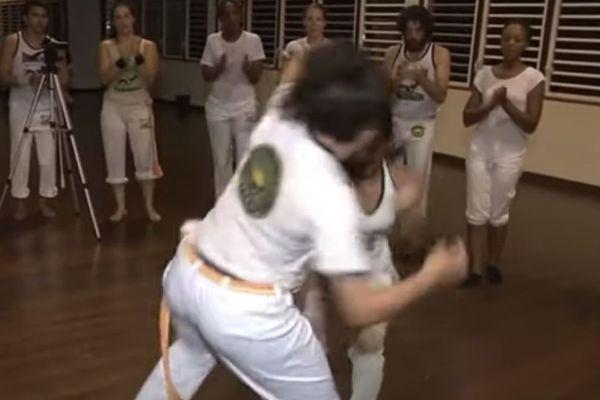 Art martial : rencontre internationale de capoeira à Cayenne