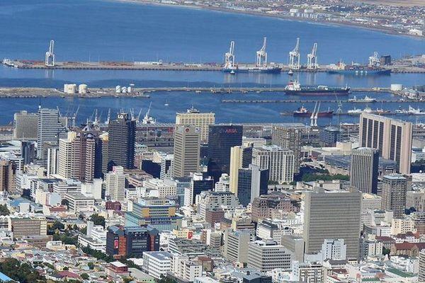 La cap Afrique du sud