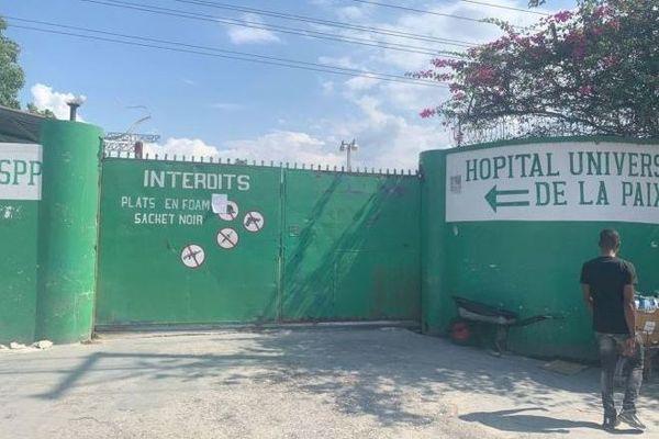 Haiti hopital