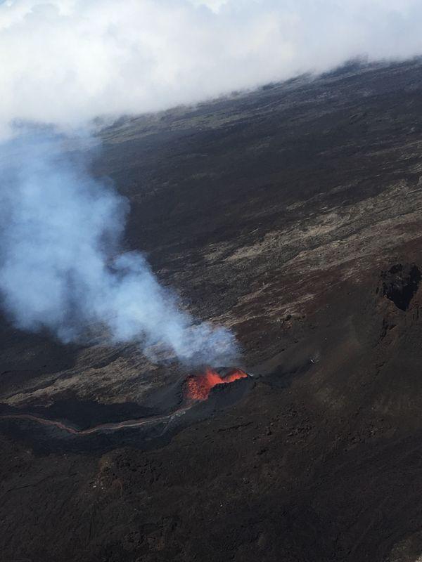 Eruption 20 février 2019